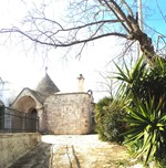 Trullo Tina Parking