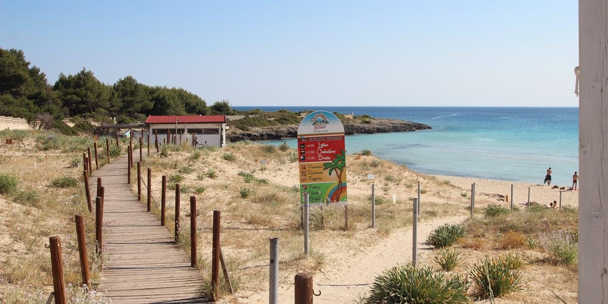 Villa Sabbia Sul Mare Beach B