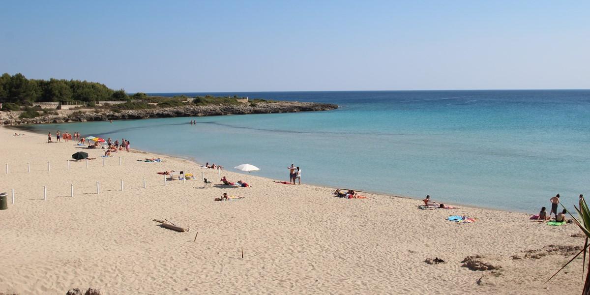 Villa Sabbia Sul Mare Beach A