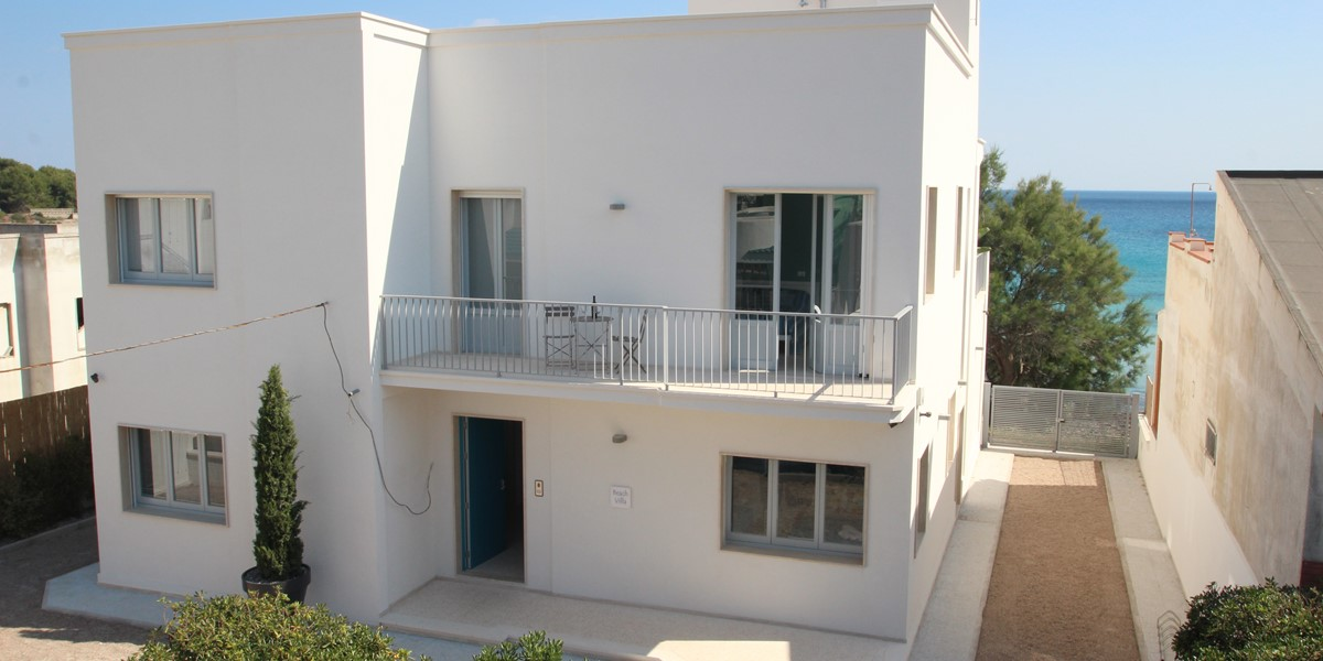Villa Sabbia Sul Mare Welcome