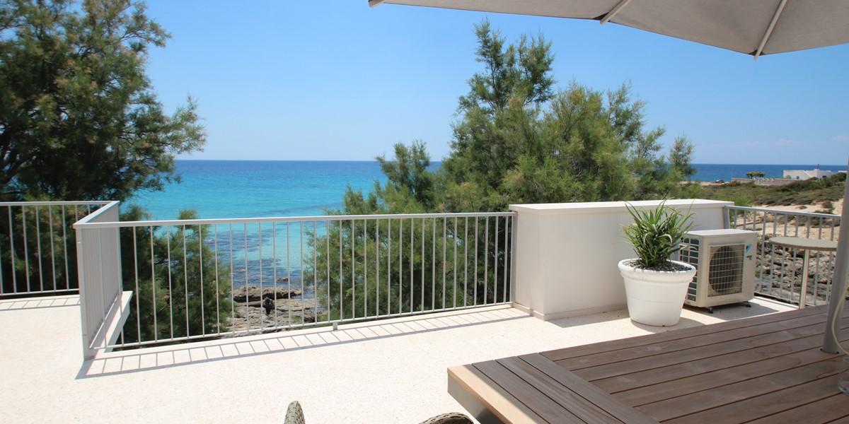 Villa Sabbia Sul Mare View