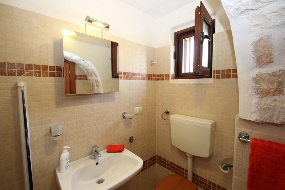 Settimo Cielo House Bathroom A