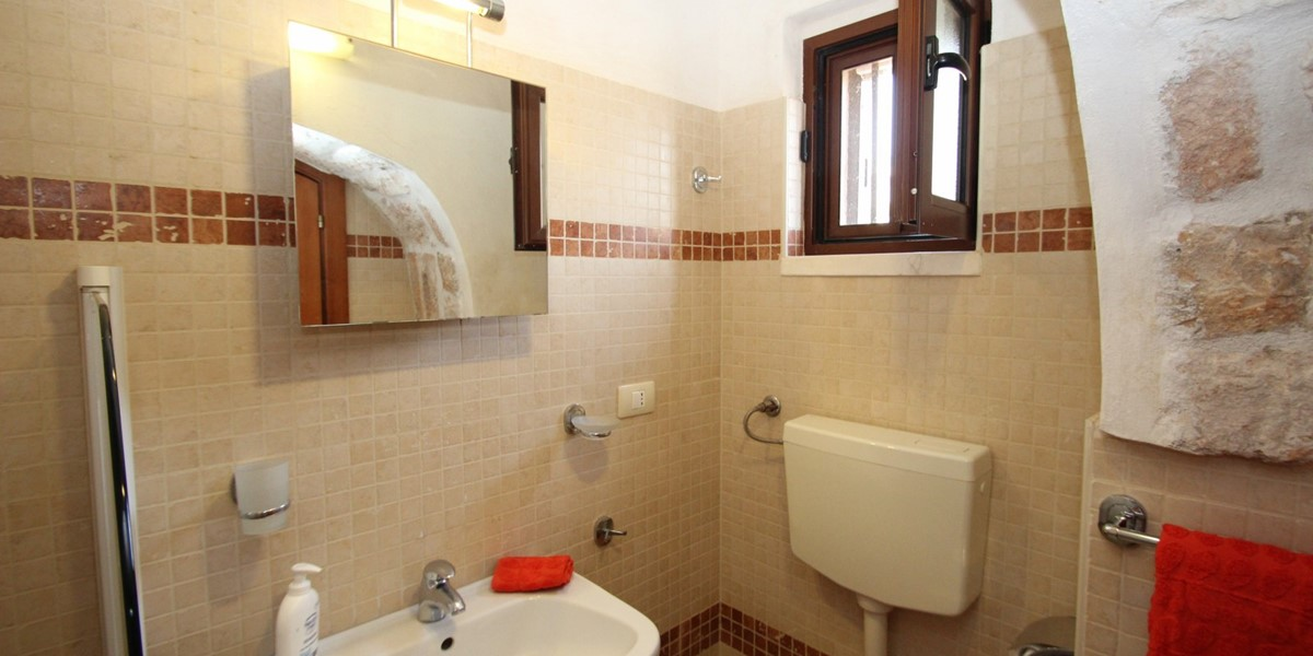 Settimo Cielo House Bathroom A