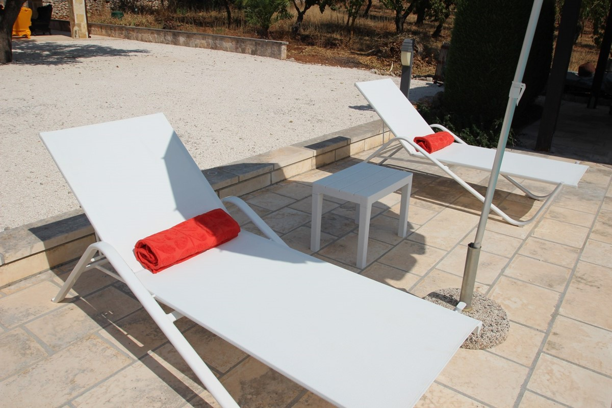 Settimo Cielo Pool Relax Time