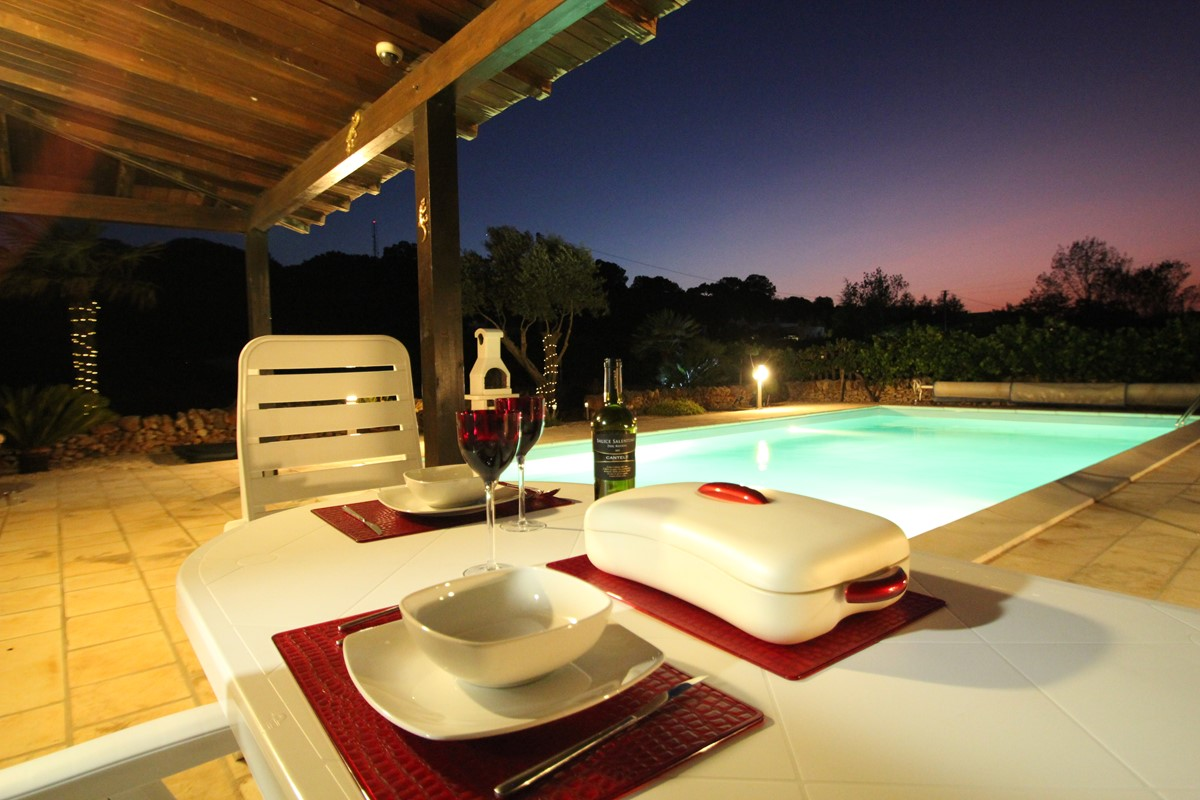 Settimo Cielo Dinner By The Pool