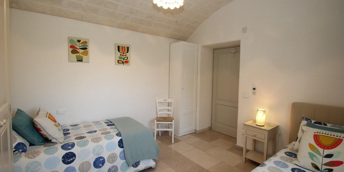 Villa Ponderosa Puglia Bed 2A