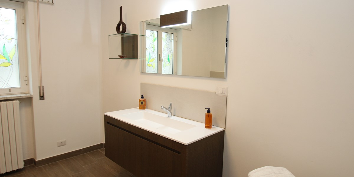 Casa Relax Upstairs Bathroom A