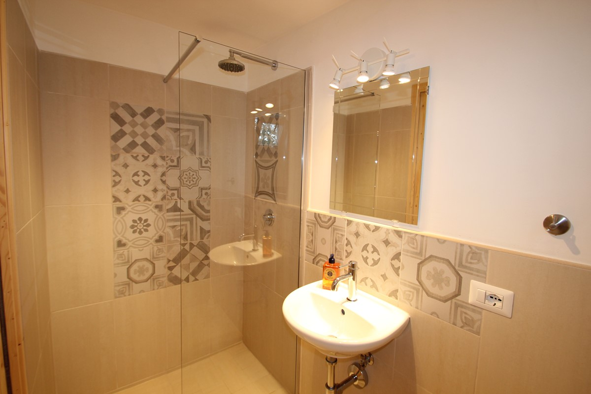 Casa Relax Suite Noci Bathroom