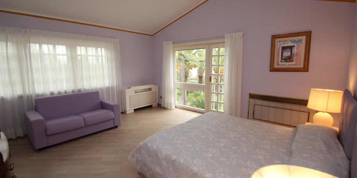 Villa Palmera Damson Bedroom A 2
