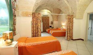 Villa Palmera Gate House Bedroom