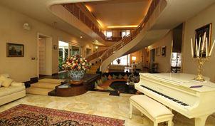 Villa Palmera Reception Room