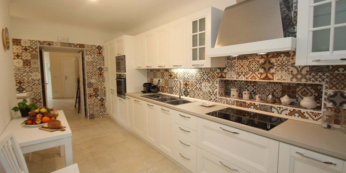 Villa Valeria Kitchen 1