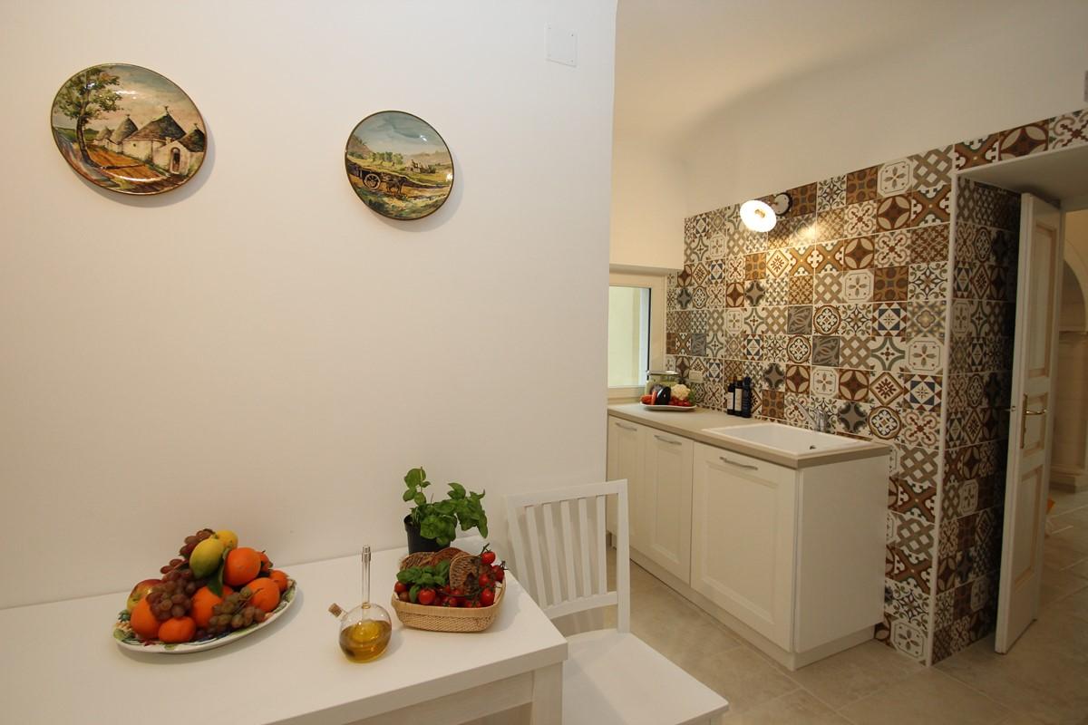 Villa Valeria Kitchen 1A