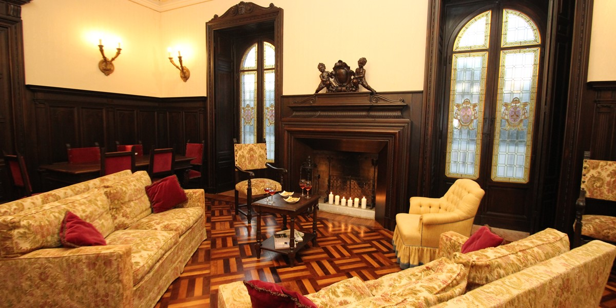 Villa Valeria Sitting Room