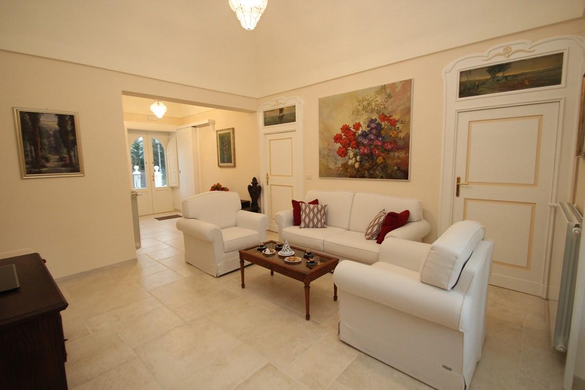 Villa Valeria Tv Area