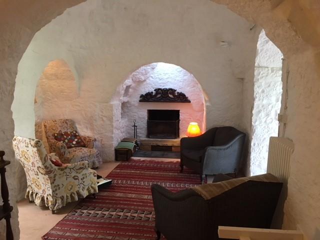 Terra Madre Sitting Room