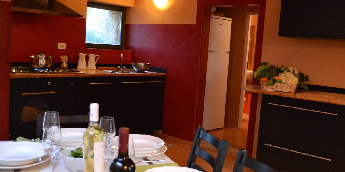 Trullo Terra Madre Kitchen 2