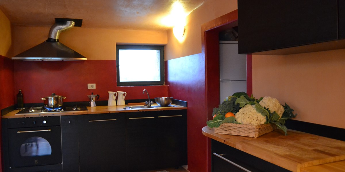 Trullo Terra Madre Kitchen