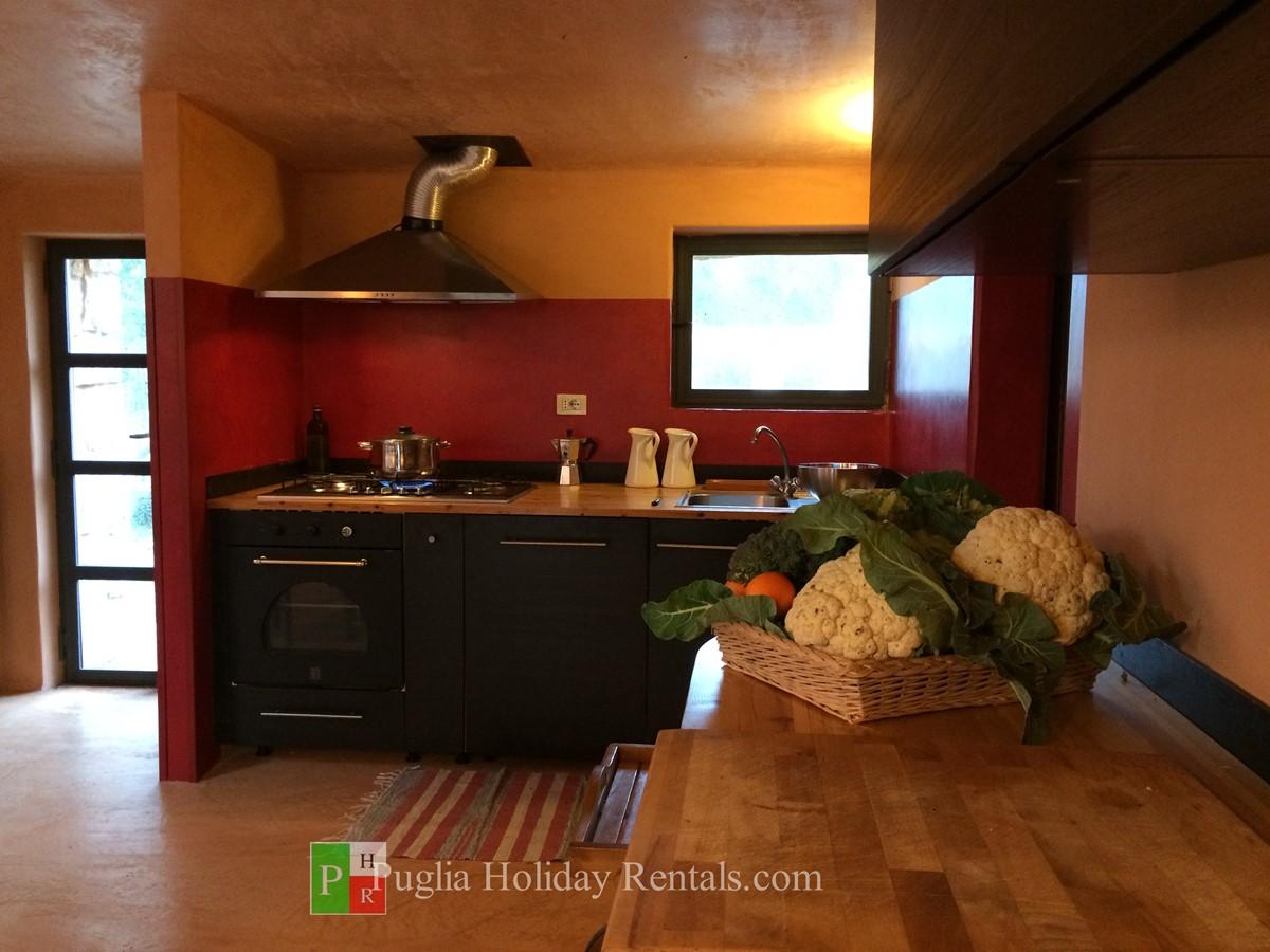 Trullo Terra Madre Kitchen 1