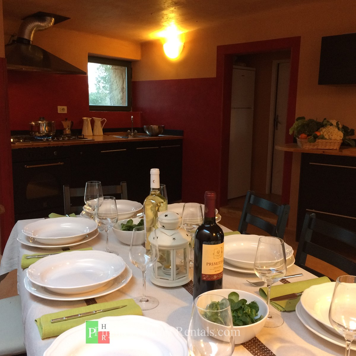 Trullo Terra Madre Kitchen Diner