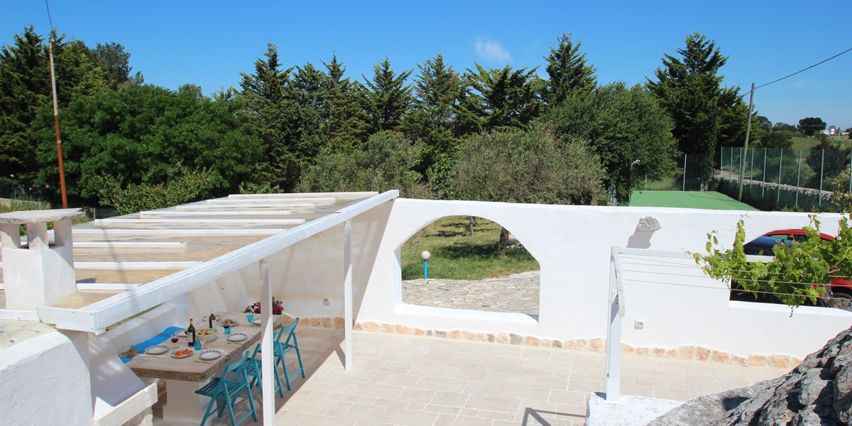 Trullo Il Grano Games Court