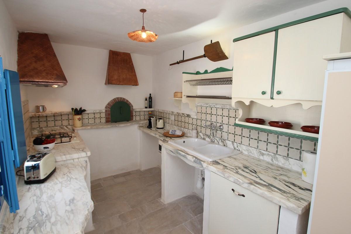 Trullo Il Grano Kitchen A