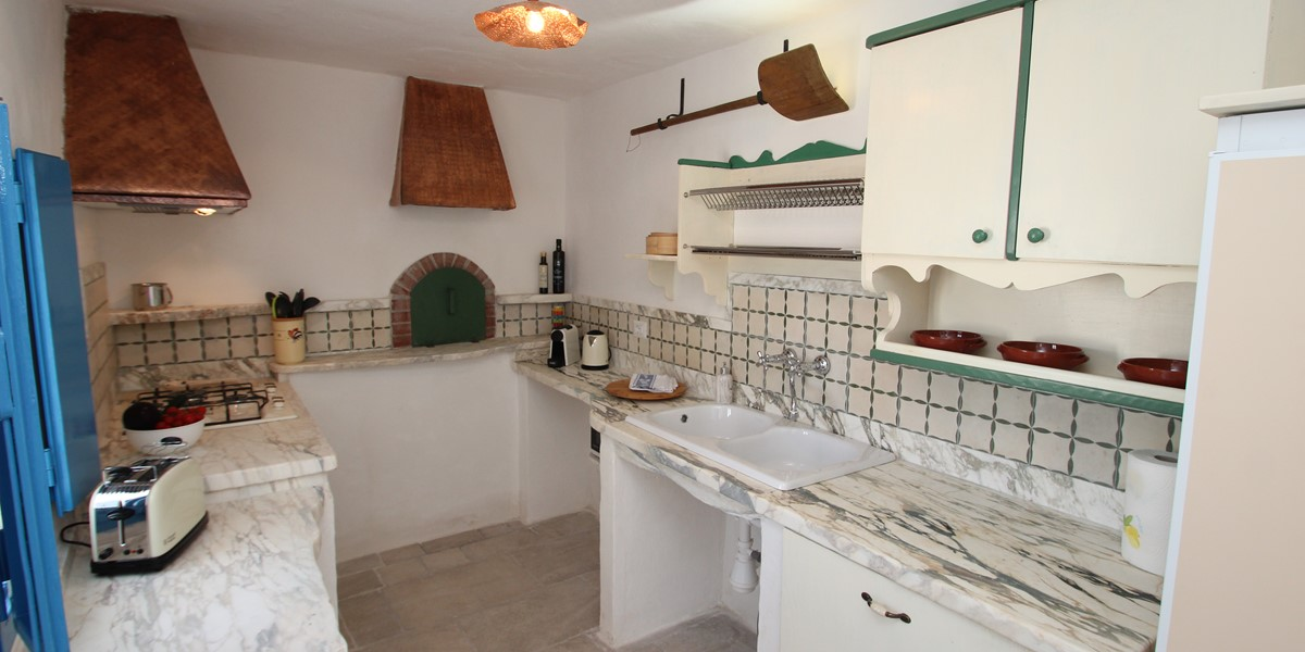 Trullo Il Grano Kitchen A