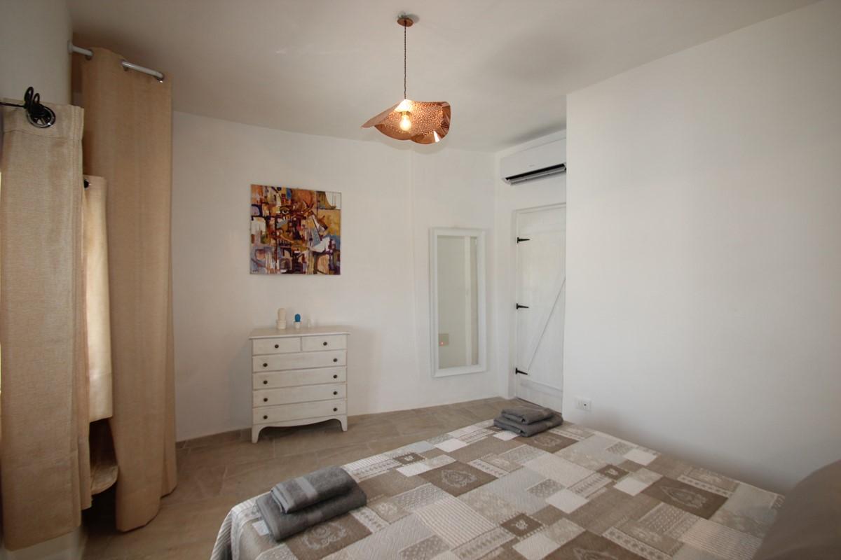Trullo Il Grano Master Bedroom A