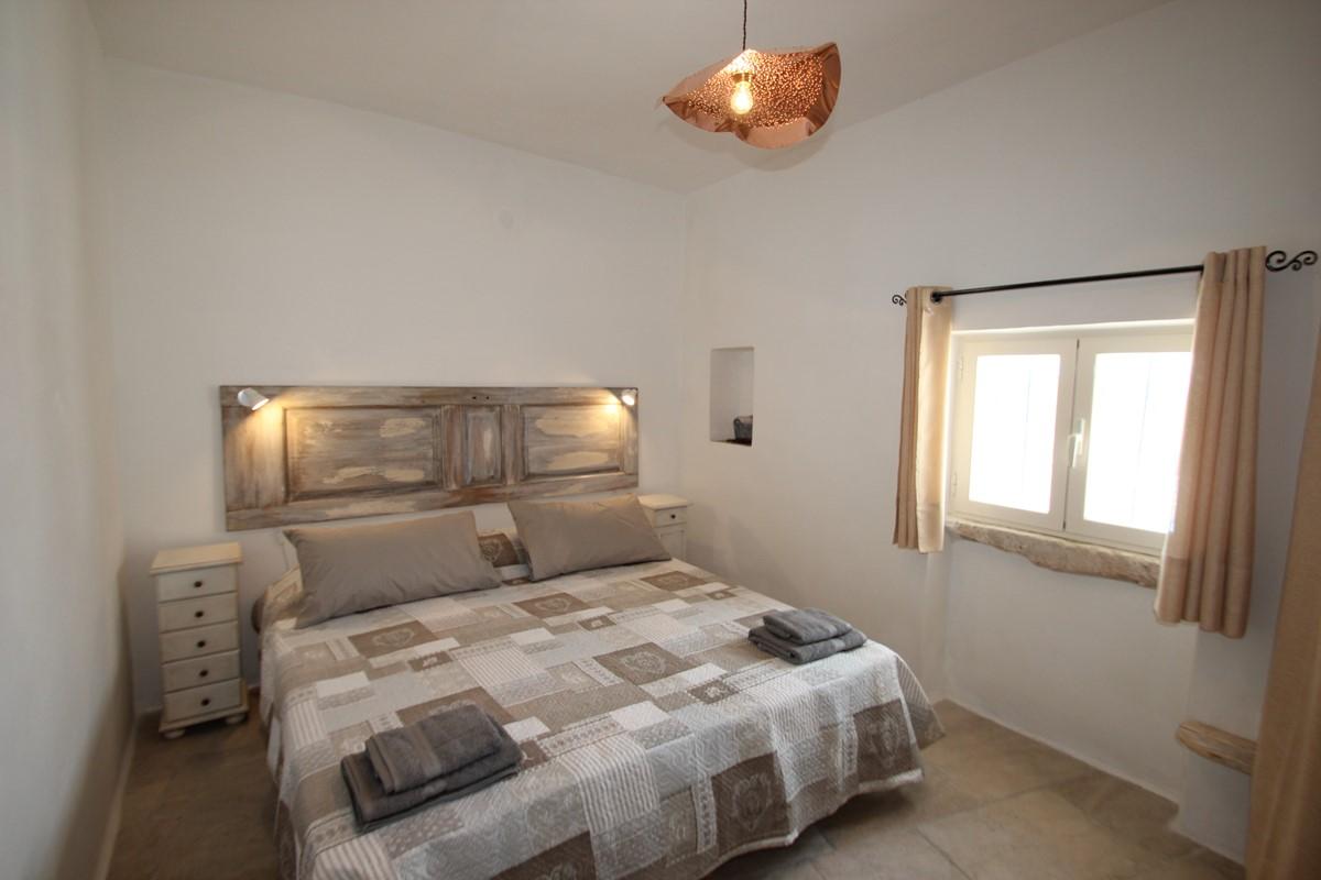 Trullo Il Grano Master Bedroom B