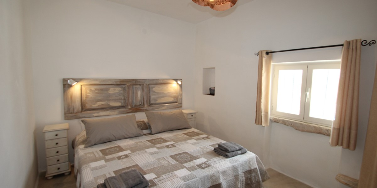 Trullo Il Grano Master Bedroom B