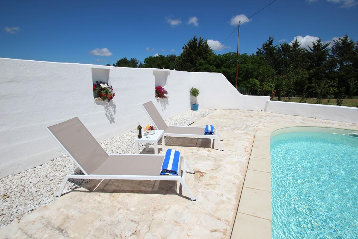 Trullo Il Grano Pool 3