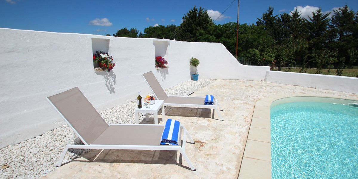 Trullo Il Grano Pool 3
