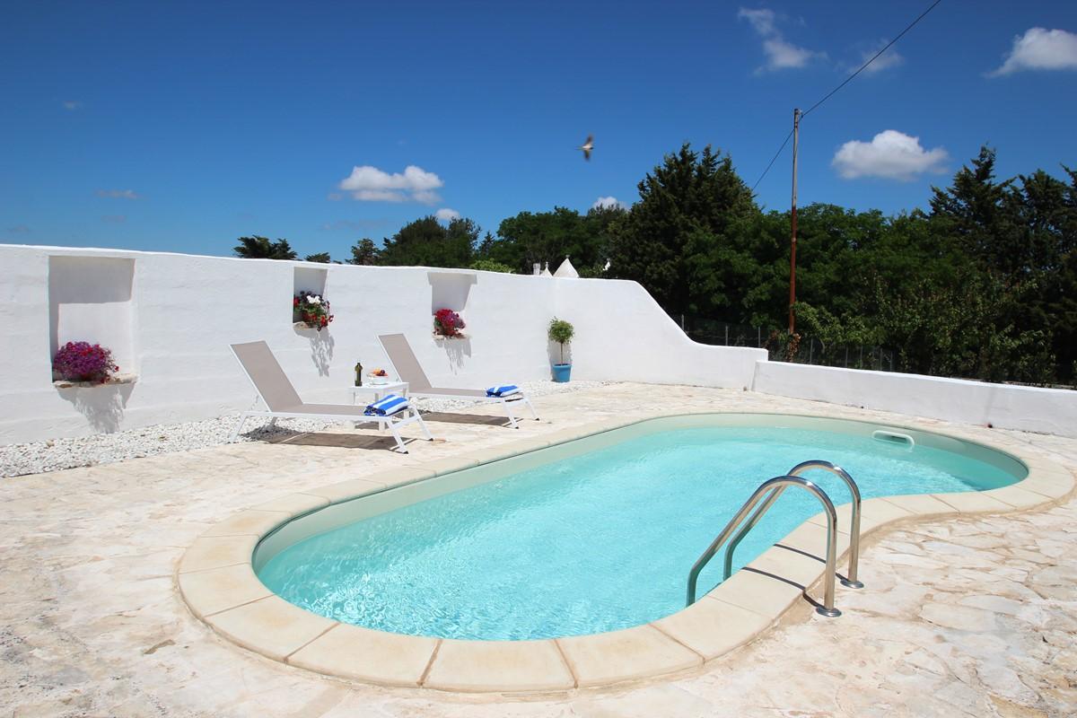 Trullo Il Grano Pool 4