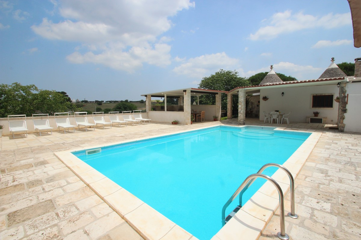 Trullo Sereno Pool A 2