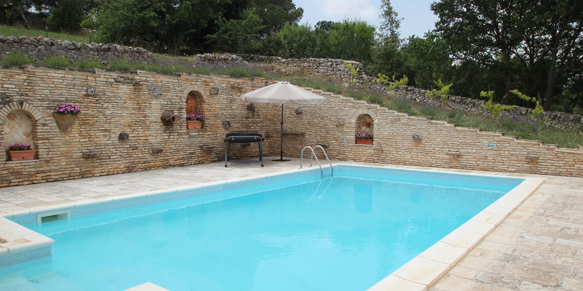Trullo Sereno Pool B