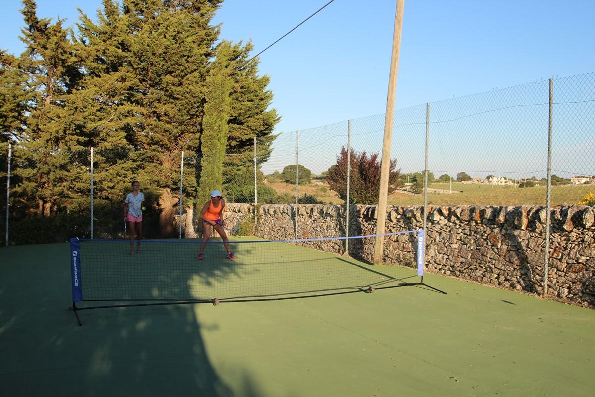 Trullo Il Grano Ball Court