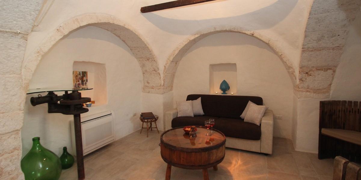 Trullo Il Grano Lounge 2
