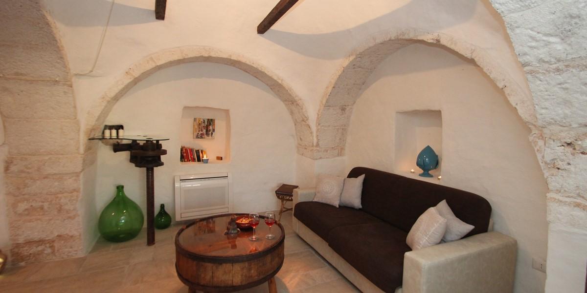 Trullo Il Grano Lounge 3