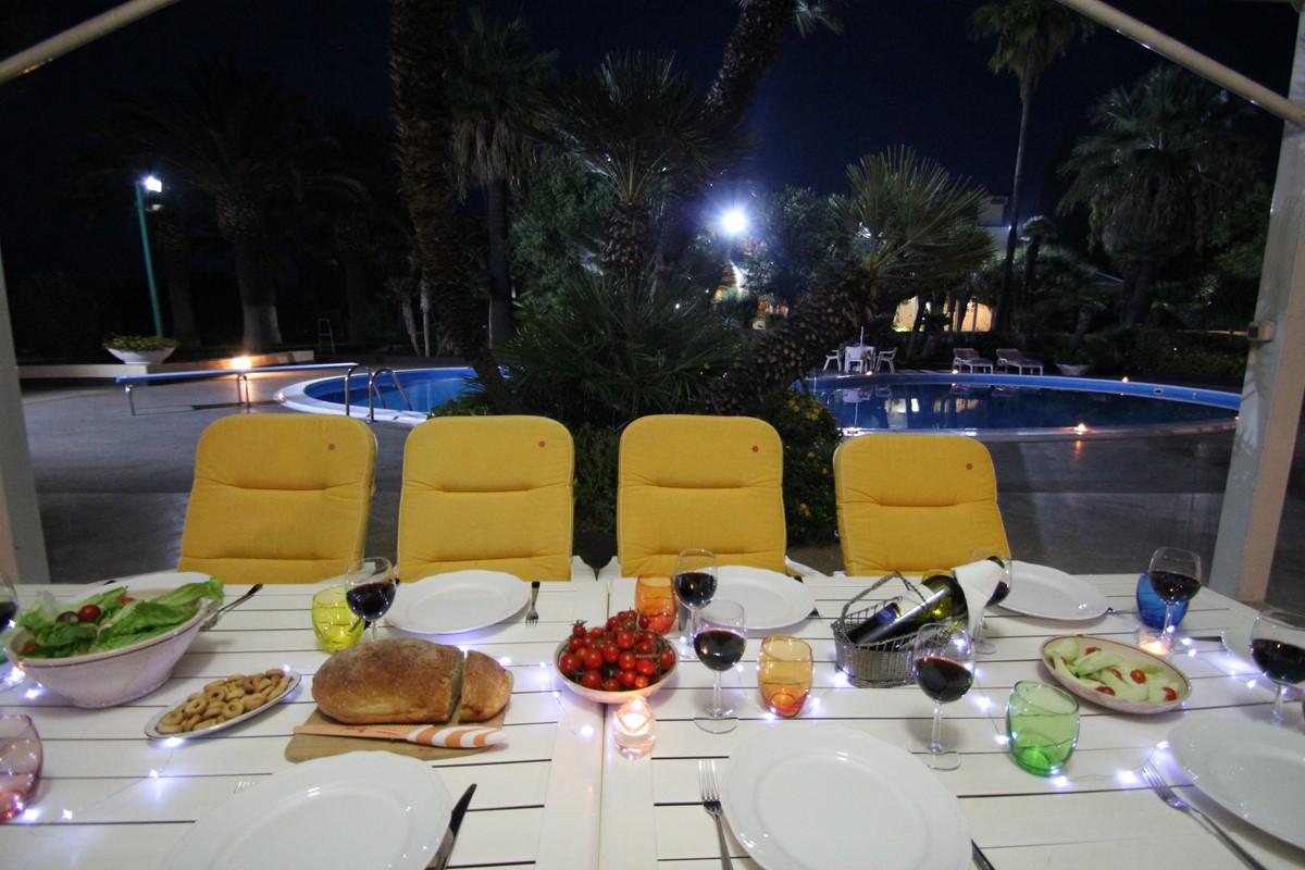 Palmera Al Fresco Dining
