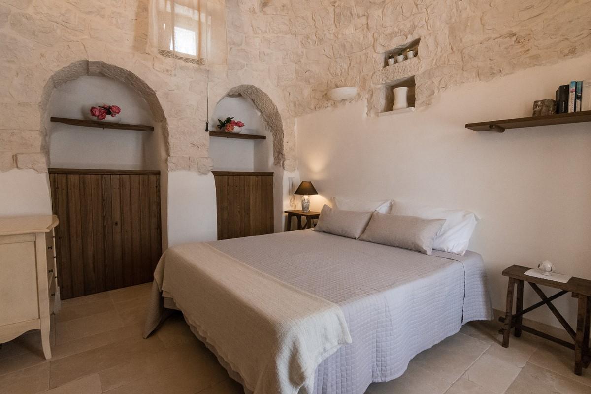 Trullo Loco Bedroom 2