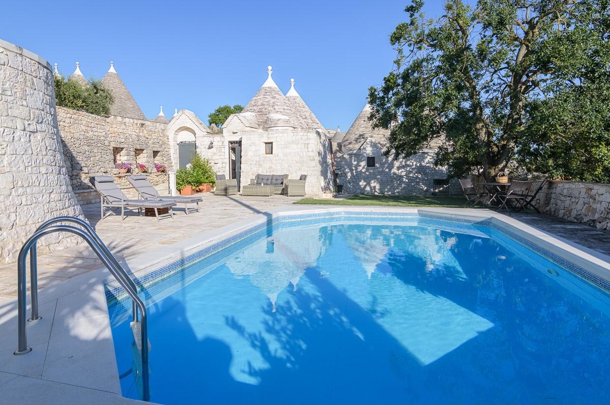 Trullo Loco Pool
