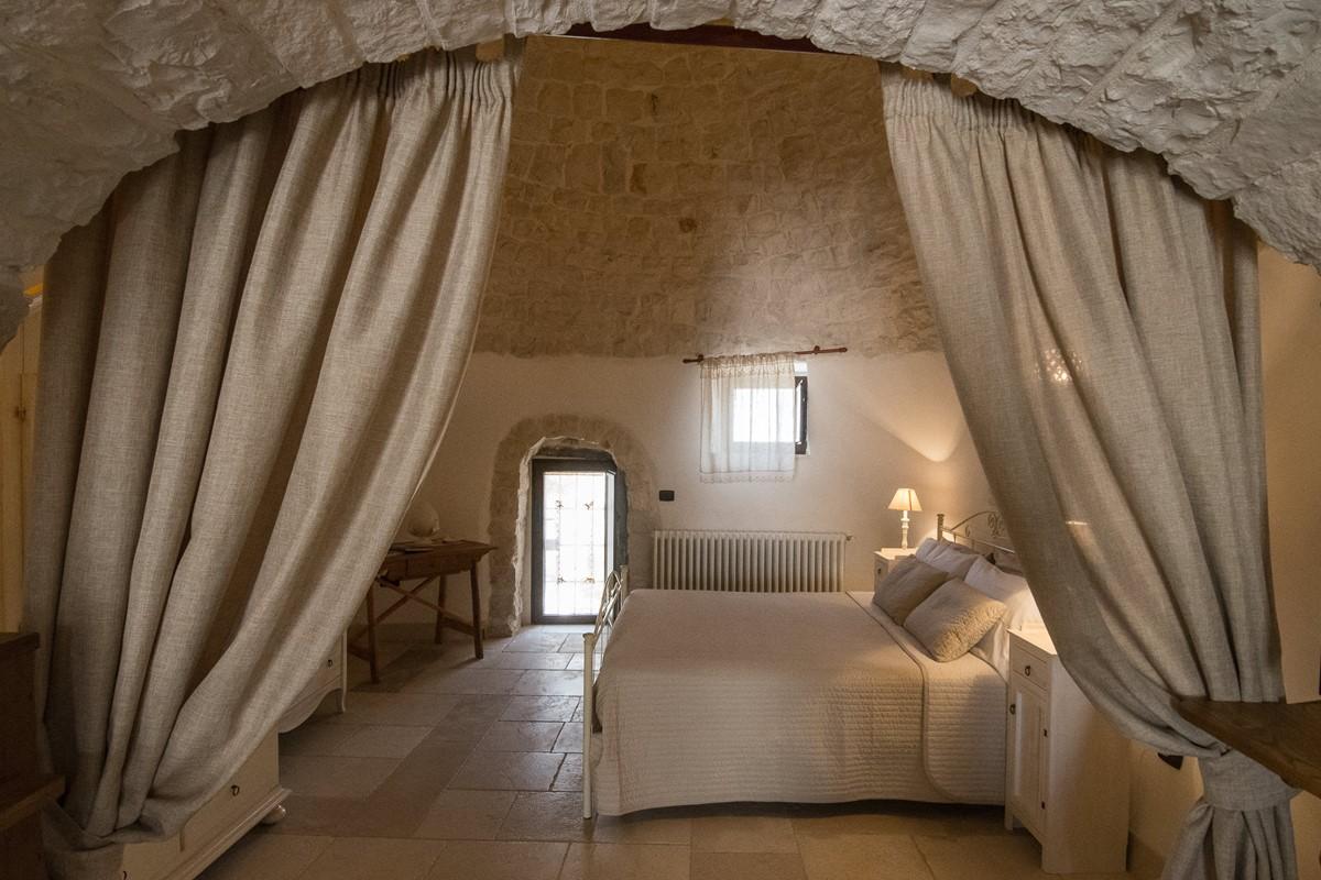 Trullo Loco Privacy For Bedroom