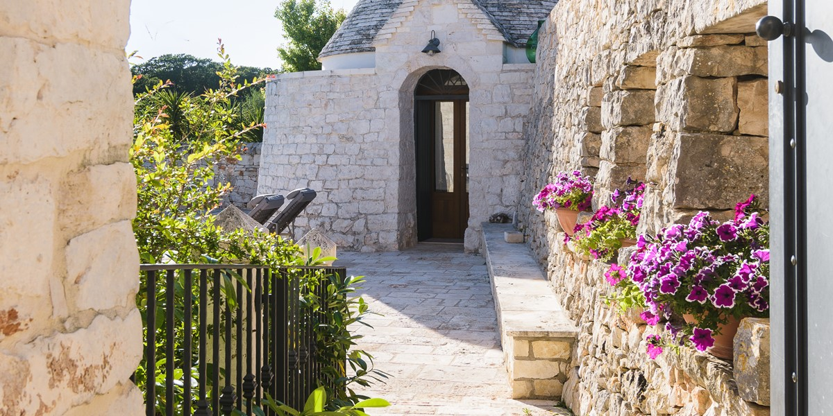 Trullo Loco Simply Charming