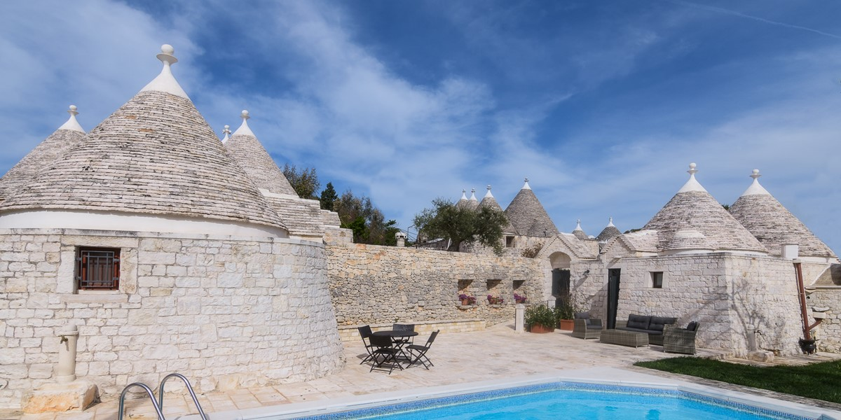 Trullo Loco Welcomes You