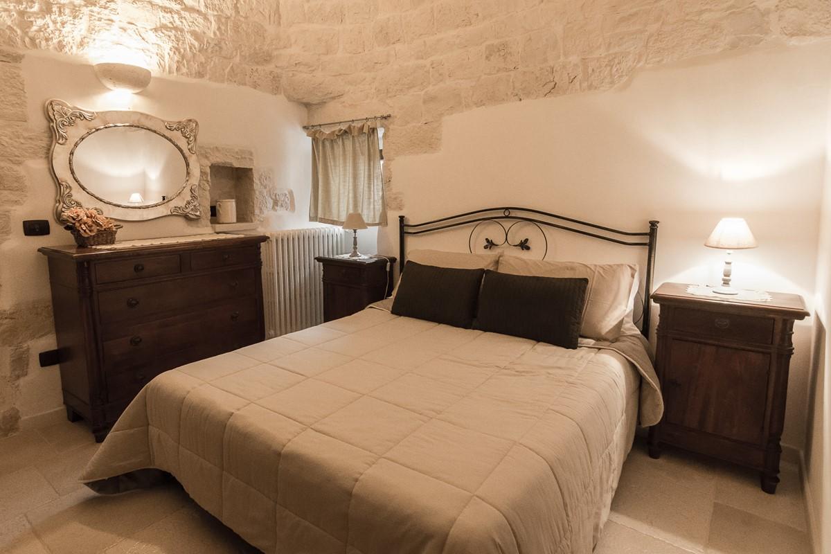 Trullo Mandorla Bedroom 2