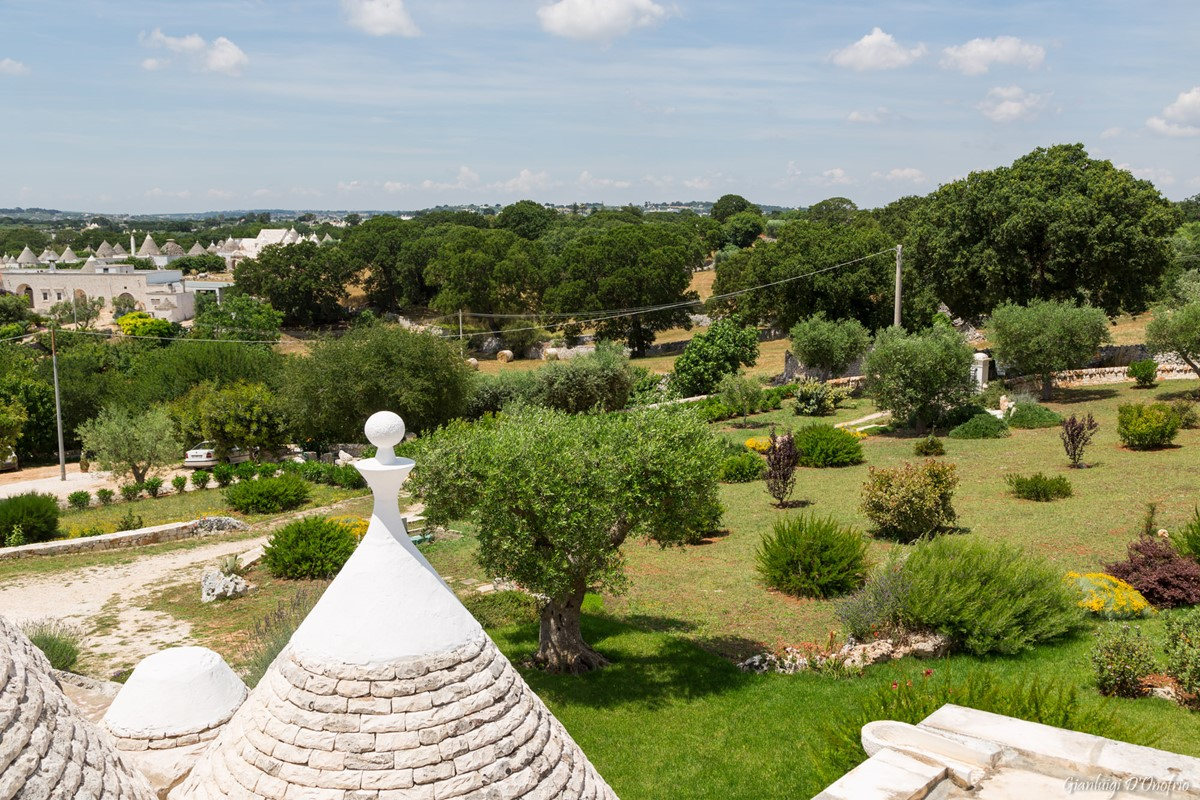 Trullo Rooftop View 1