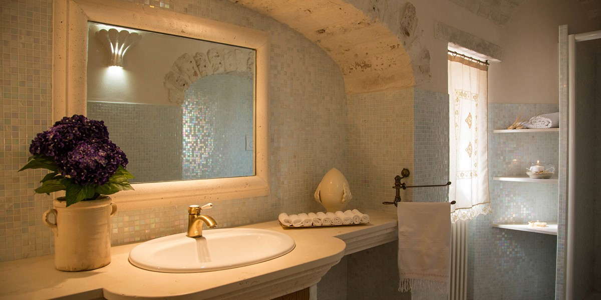 Trullo Ulive Bathroom 2