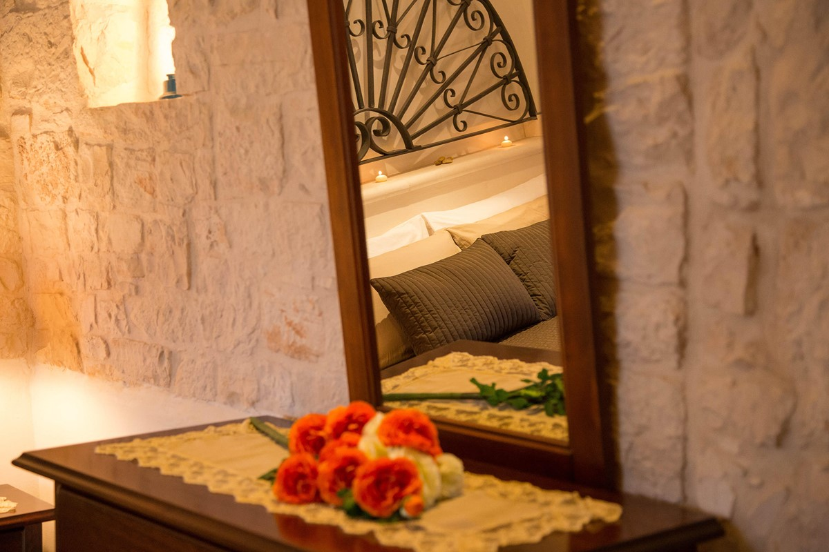 Trullo Ulive Bed 1C