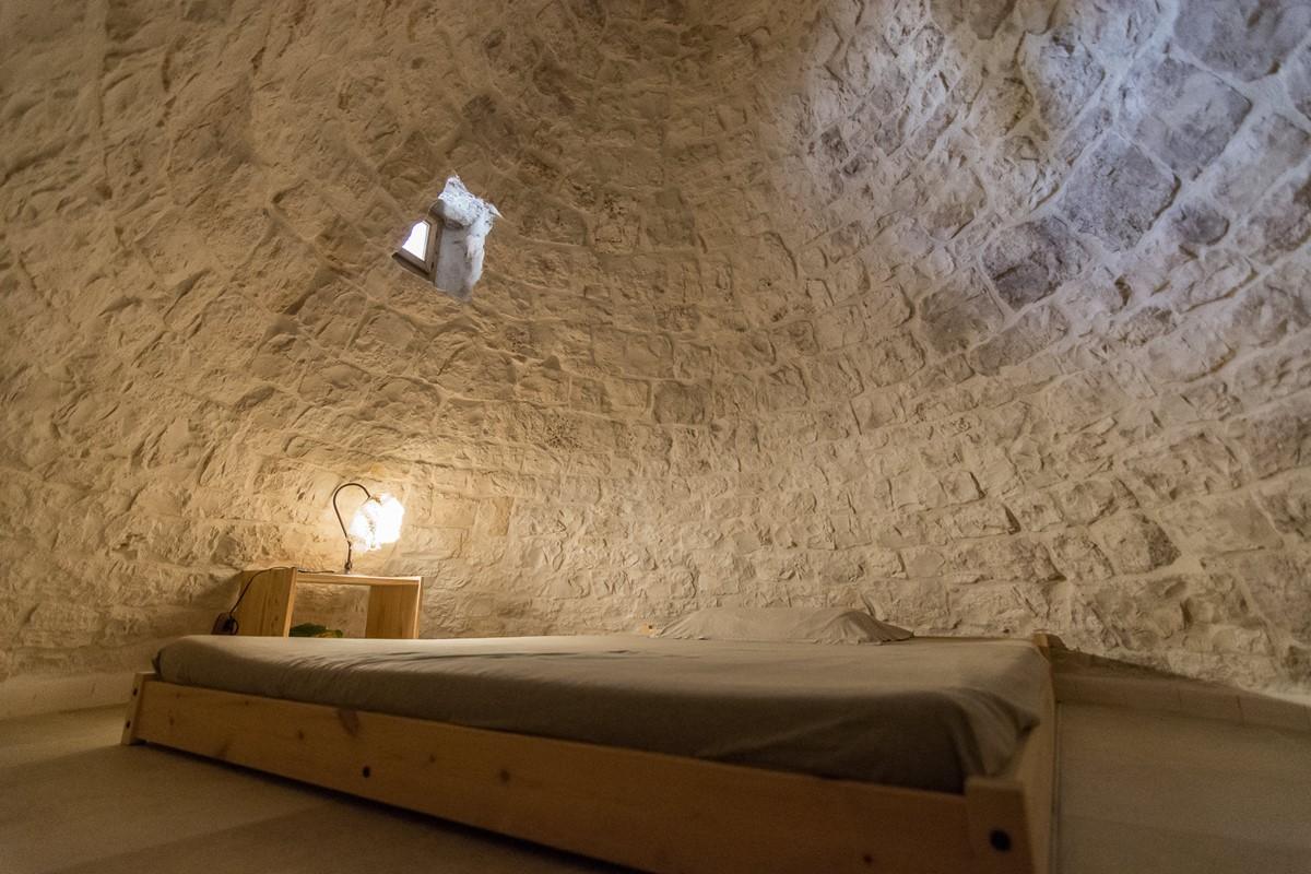 Trullo Ulive Loft Bed