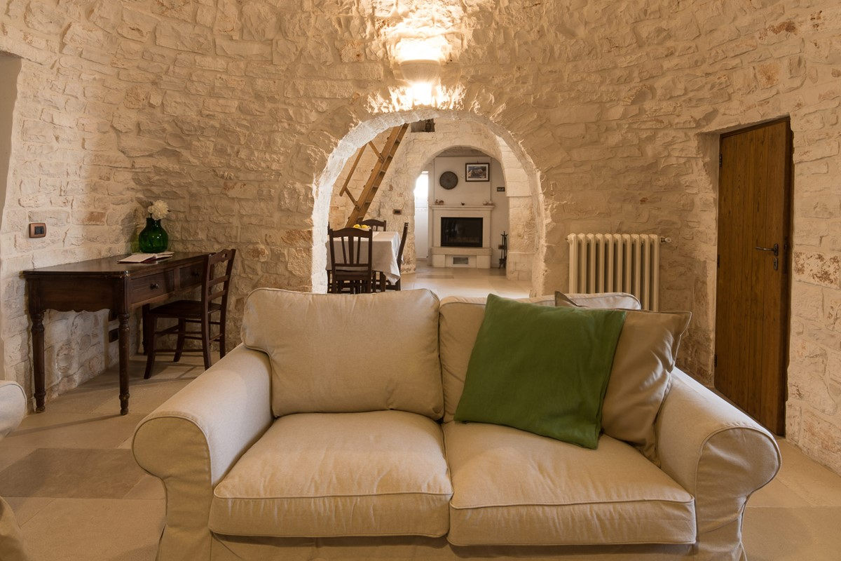 Trullo Ulive Lounge To Arch